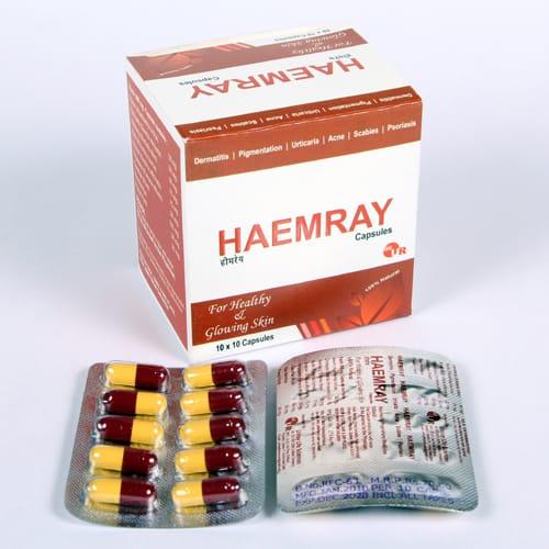 HAEMRAY  Capsules