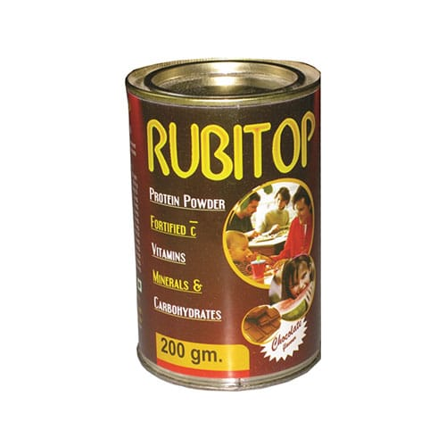 RUBITOP Protein Powder