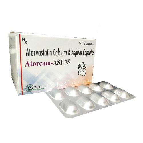 ATORCAM-ASP-75 Capsules