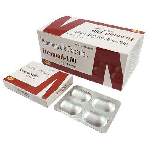 ITRAMOD-100 Capsules