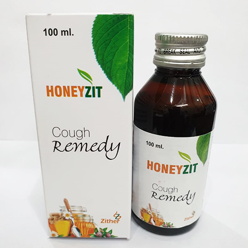 HoneyZit Cough Syrup