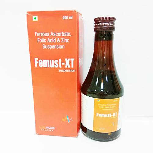 FEMUST-XT Suspension