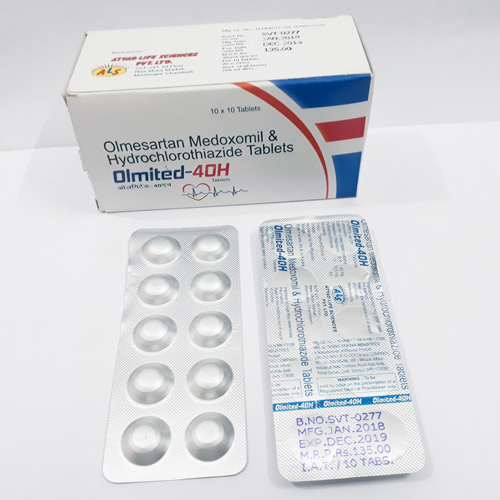 OLMITED-40H Tablets