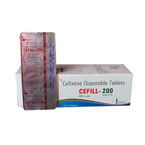 CEFILL-200 Tablets