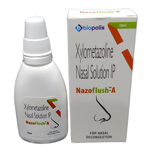 Nazoflush-A Nasal Solution