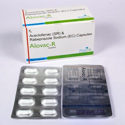 Alovac-R Capsules