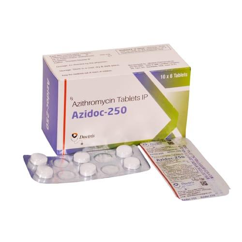 AZIDOC-250 Tablets
