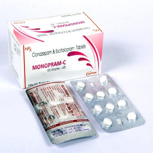 MONOPRAM-C Tablets