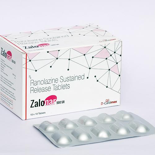 ZALONAR-500 SR Tablets