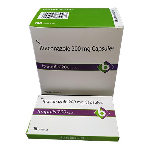 Itrapolis-200 Capsules