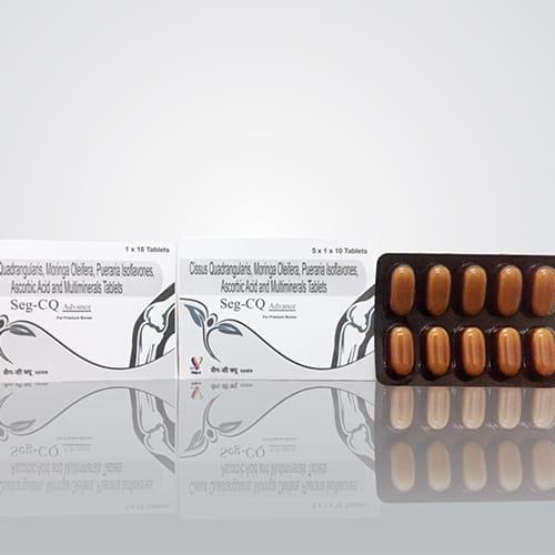 SEG-CQ Advance Tablets