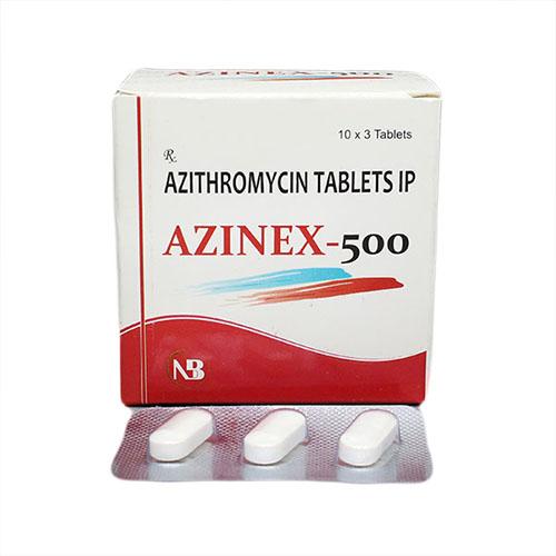 AZINEX- 500 Tablets
