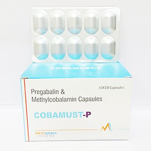 COBAMUST-P Capsules