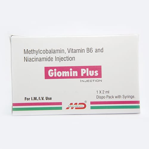 Giomin- Plus Injection
