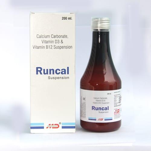 Runcal Suspension