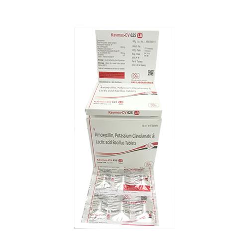 KAVMOX-CV 625 LB Tablets