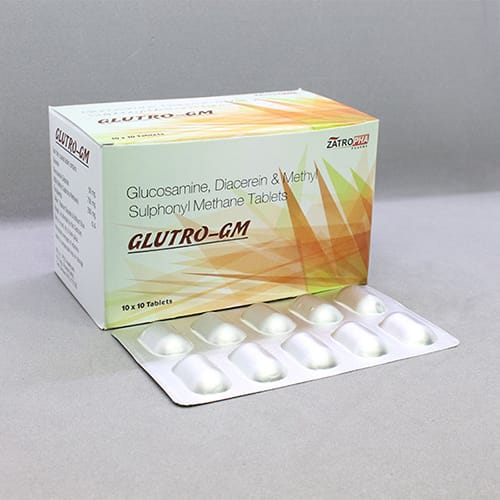 GLUTRO-GM Tablets