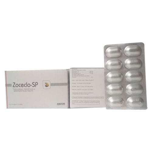 ZOCECLO - SP Tablets