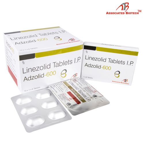 ADZOLID-600 Tablets