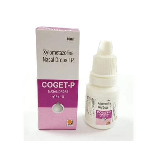 COGET P Nasal Drops
