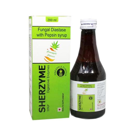 SHERZYME Syrup