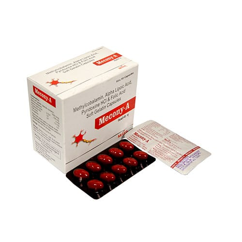MECONY-A SoftGel Capsules
