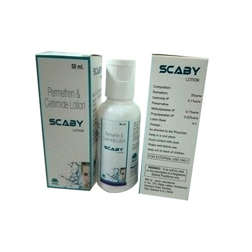 SCABY LOTION