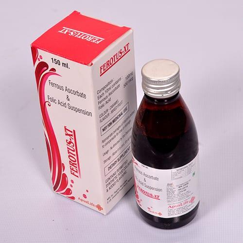 FEROTUS-XT Syrup
