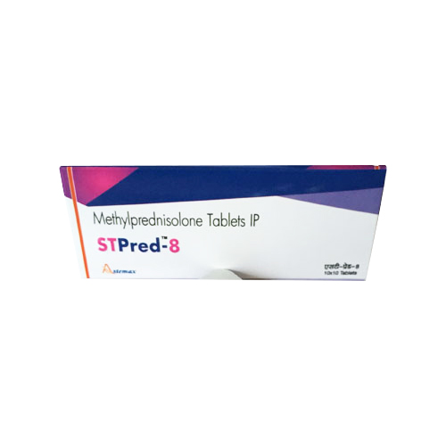 STPRED-8 Tablets