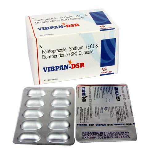 VIBPAN-DSR Capsules
