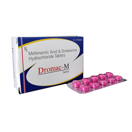 DROMAC-M Tablets