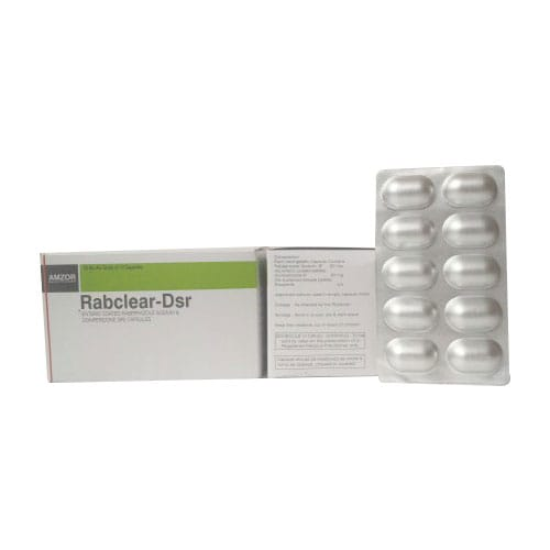 RabClear - DSR Capsules
