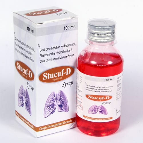 Stucuf-D Syrup