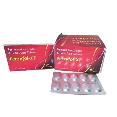 Ferryfol-XT Tablet