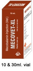 Mecovet XL Injection