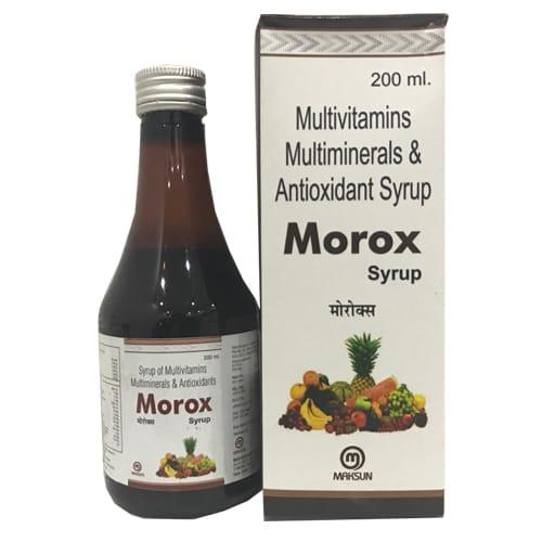 MOROX Syrup