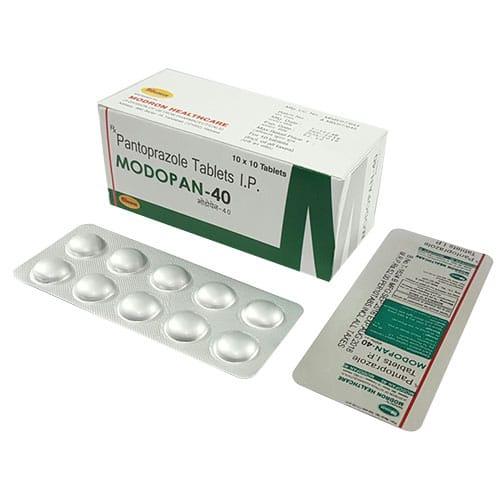 MODOPAN-40 Tablets