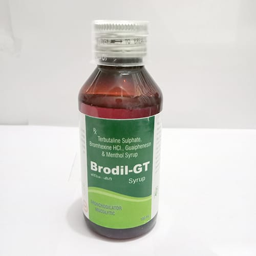 BRODIL-GT Syrup