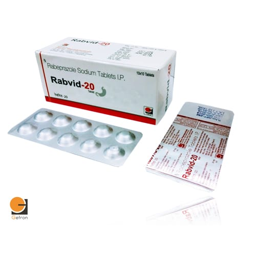 RABVID 20 Tablets