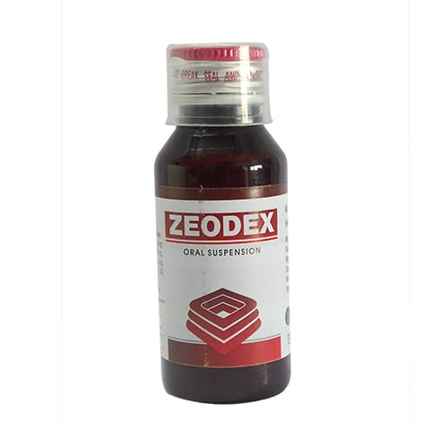 Zeodex 100ml Syrup