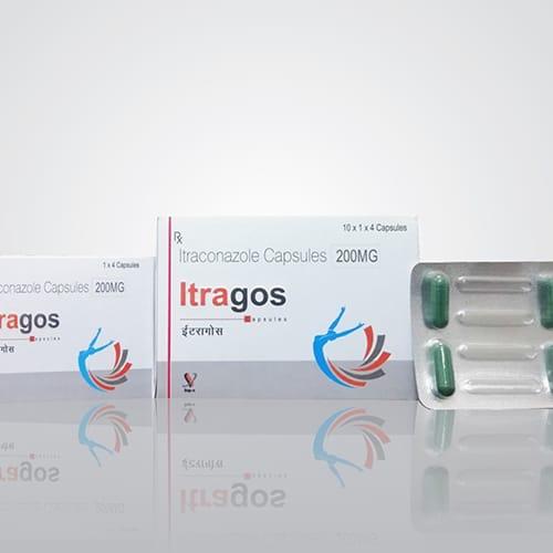 ITRAGOS-200mg Capsules