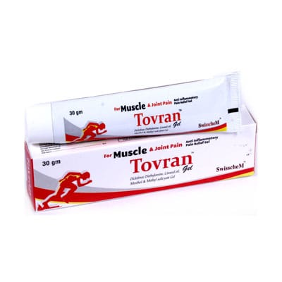 TOVRAN GEL 30 GM