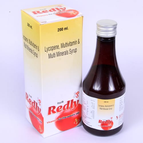 REDLY Syrup