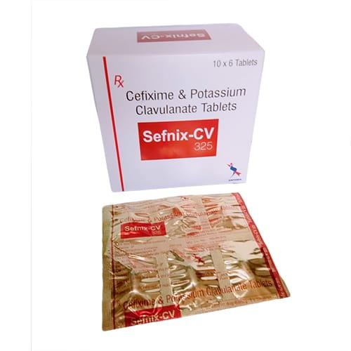 Sefnix-CV-325 Tablets