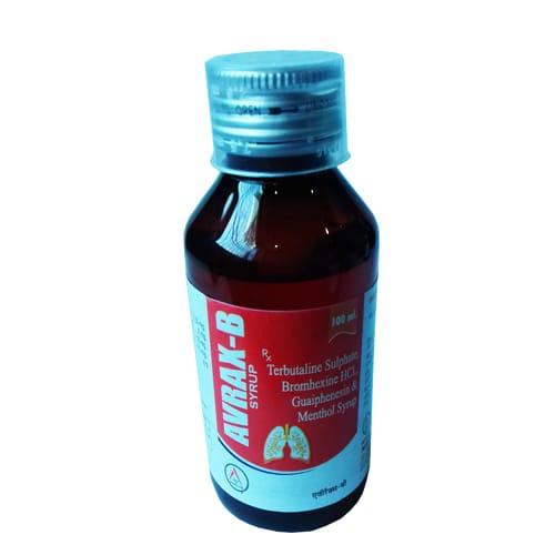 AVRAX-B Syrup