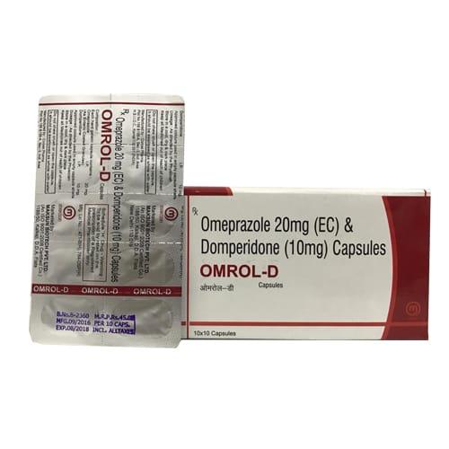 OMROL-D Capsules