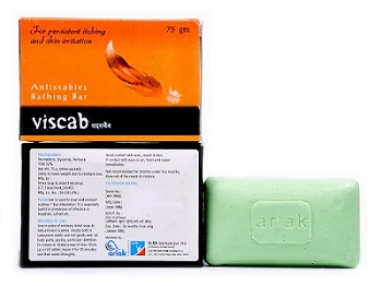 VISCAB Soap