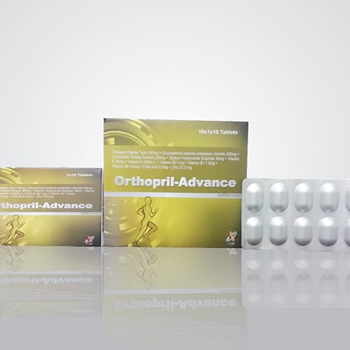 ORTHOPRIL-ADVANCE Tablets