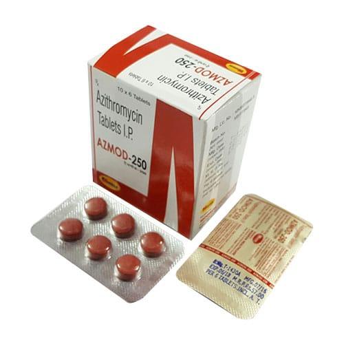 AZMOD 250 Tablets