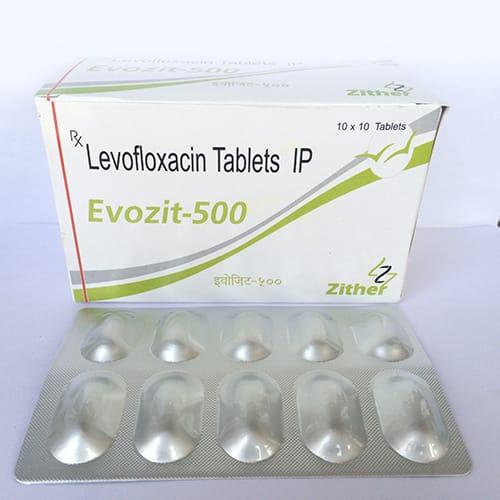 EVOZIT-500 Tablets